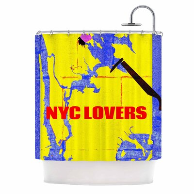 Nyc Lovers Shower Curtain