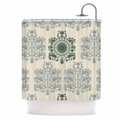 Samaarkkand Ethnic Shower Curtain