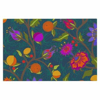 Flora Exotica Doormat