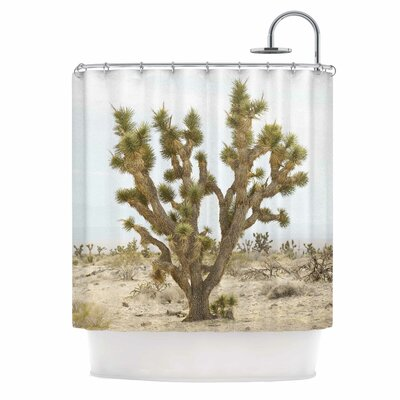 Joshua Tree Photography Shower Curtain