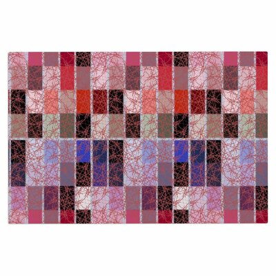 Ruby Tiles Doormat