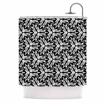 Y Knot Shower Curtain
