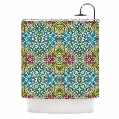 Prairie Dazzler Shower Curtain