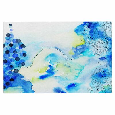 Deep Blue Sea Doormat