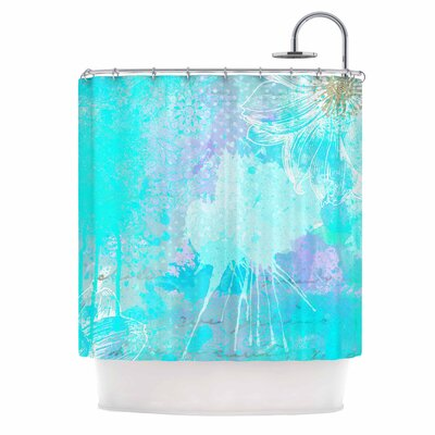 Vintage Dreams Painting Shower Curtain