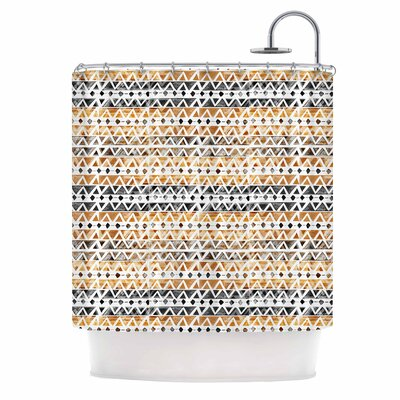 Africa Tribal Shower Curtain
