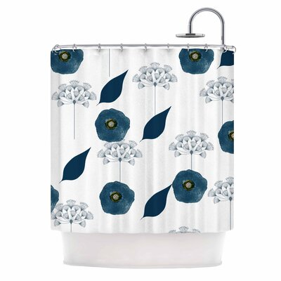 Blue Collection - Lili Shower Curtain