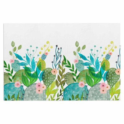 Cute Foliage Doormat