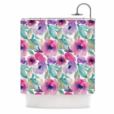Floralia Shower Curtain