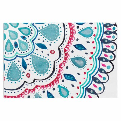 Doile Arabesque Decorative Doormat