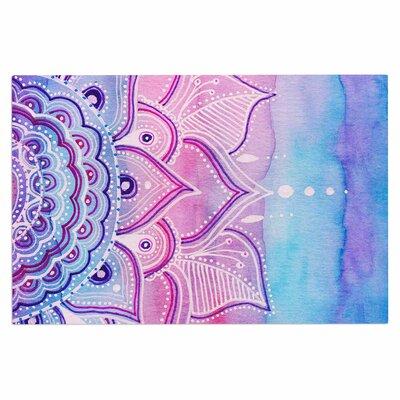 Light Mandala Doormat