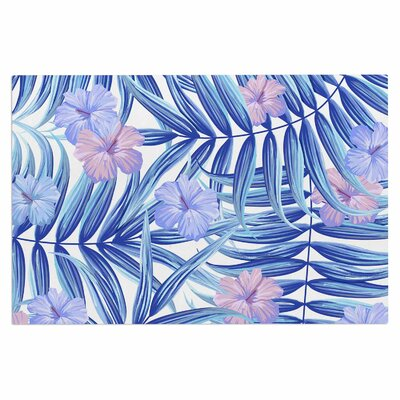 Hawaiian Pattern Doormat
