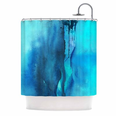 Deep Blue Sea II Shower Curtain