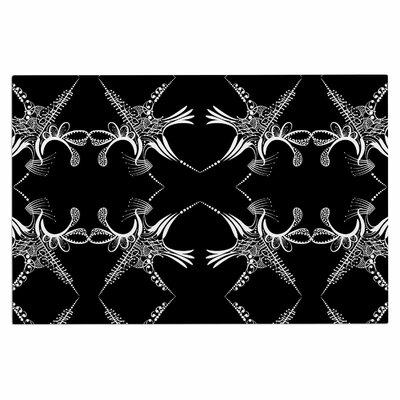 Snowflakes Doormat