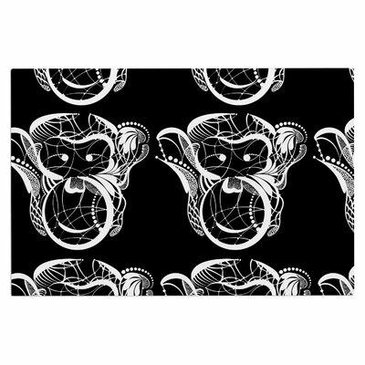 Monkey Doormat