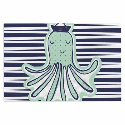 Pulpo Octopus Decorative Doormat