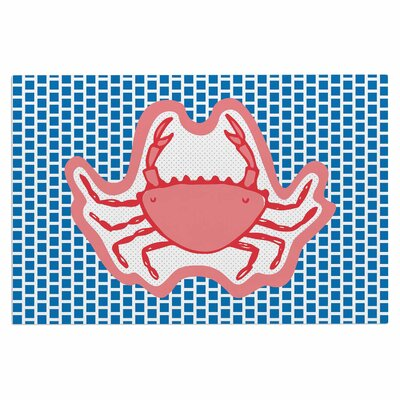 Cangrejo Crab Decorative Doormat