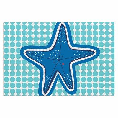 Estrella De Mar Starfish Decorative Doormat