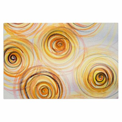Spirals Doormat