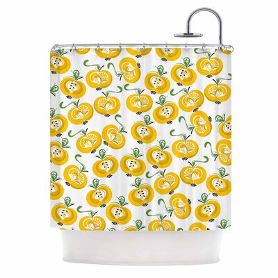Apple Food Shower Curtain
