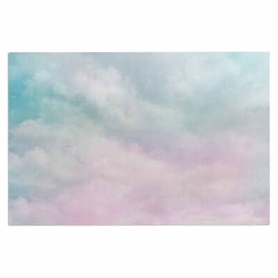 Vintage Clouds Doormat