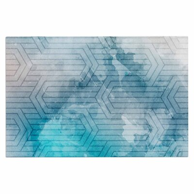 Frost Labyrinth Doormat