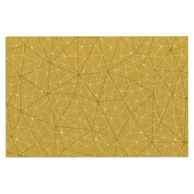 Wanderlust Doormat Color: Yellow