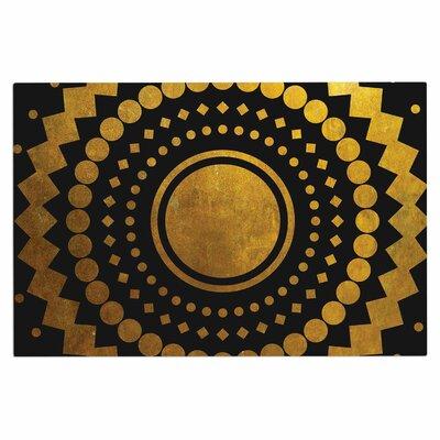 Gilded Confetti Doormat