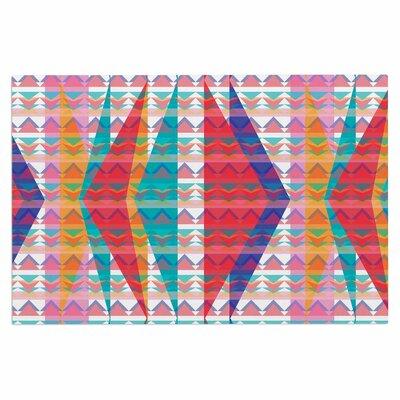 Triangle Illusion Doormat