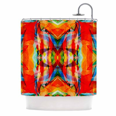 Motley Shower Curtain