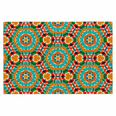 Hexagon Tiles Doormat