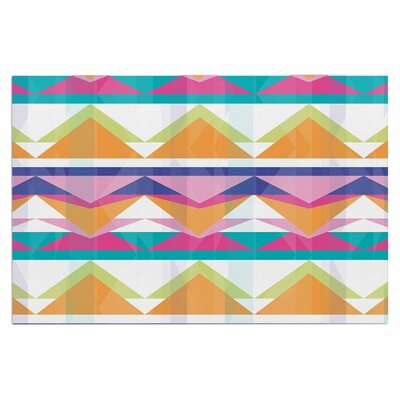 Triangle Waves Doormat
