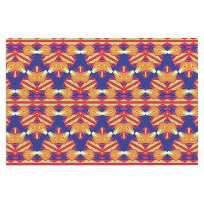 Ethnic Border Doormat
