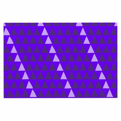 Overload Doormat Color: Purple