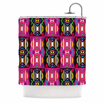 Lets Party Shower Curtain
