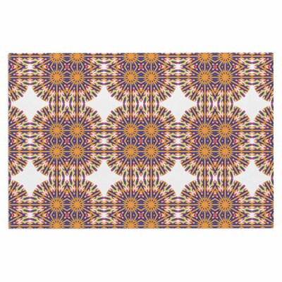 Ornamental Tiles Doormat