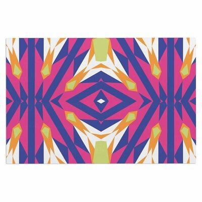 Tulip Tribal Doormat
