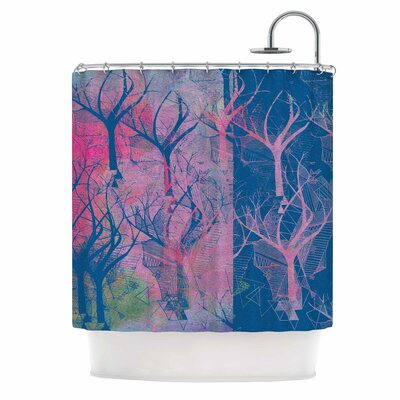 Fantasy Garden Shower Curtain