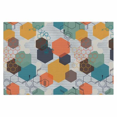 Biomolecular Science Decorative Doormat