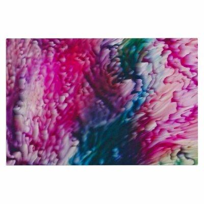 Splash Abstract Ink Doormat