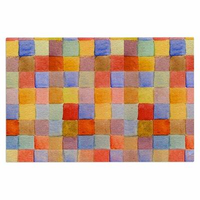 Rainbow Mozaic Doormat