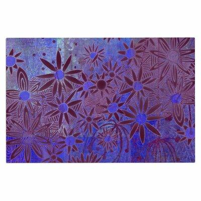 Purple Night Doormat