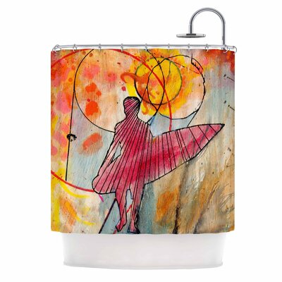 Untold Beauty Shower Curtain
