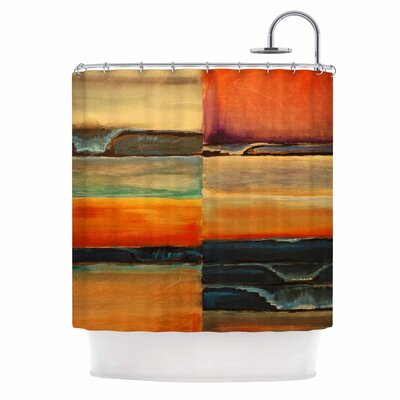 Fournication Shower Curtain
