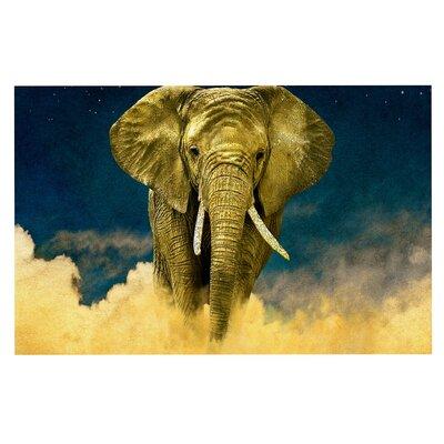 Celestial Elephant Doormat
