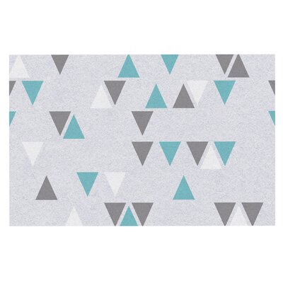 Triangle Love II Doormat