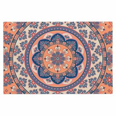 Mandala Magic Digital Ethnic Decorative Doormat