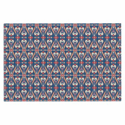 Beautiful Border Ethnic Arabesque Decorative Doormat