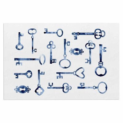 Indigo Keys Doormat