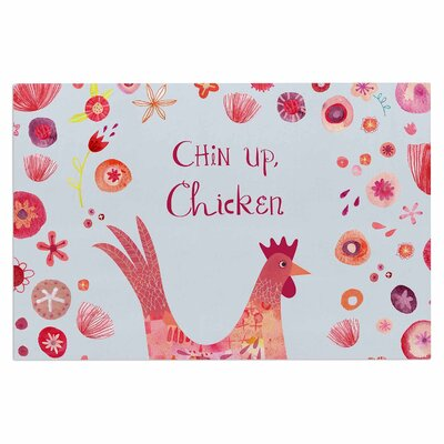 Chin Up, Chicken Doormat